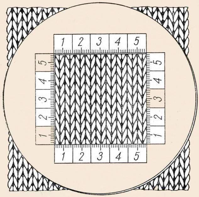 Как правильно рассчитать вязание 82