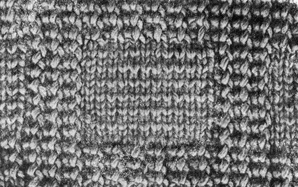 Используется при вязании шарфов, мужских и женских свитеров, платьев и...
