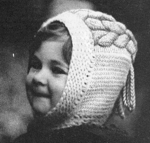 вязания шапочки детской для вязания