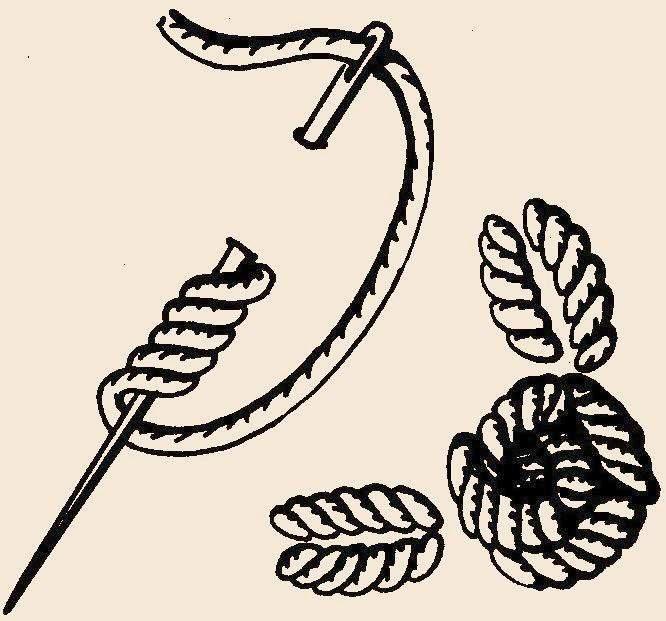 312) - вышивка в виде