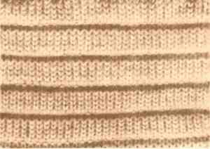 Двойной узор отделки жакета
