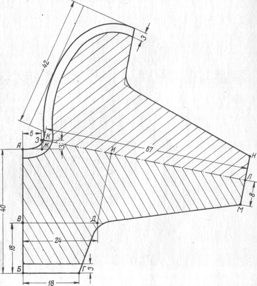модели вязанных изделий спицами