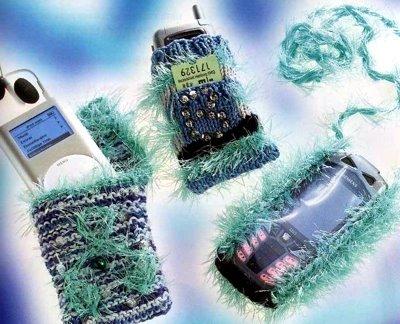 ...для вязания больших сумок.  МАТЕРИАЛЫ Вязаная сумочка для сотового...