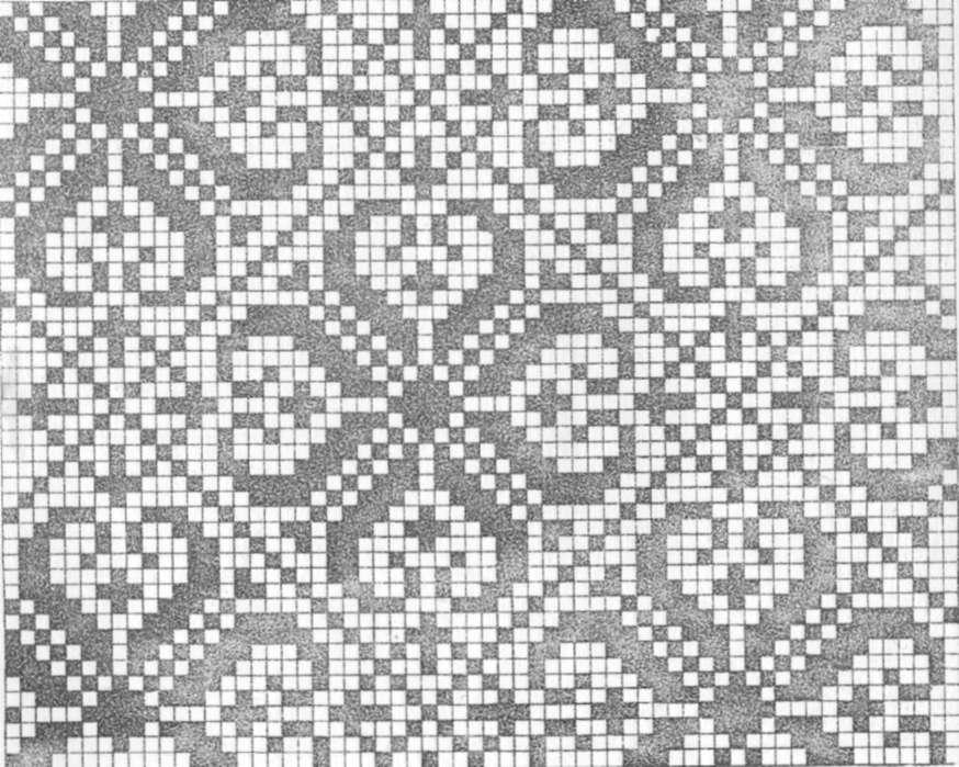 Орнамент Для Вязания