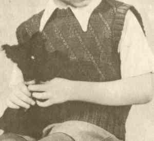 Выкройка безрукавки для мальчика 3 год из фото 79